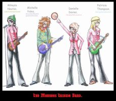 The Monkees' Tribute Band. by Emzy8706