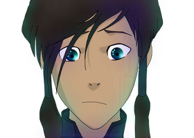Colours- Korra by WolfsKnight