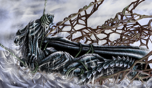 The Last of The Rivergods... by Aphilien