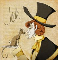 Jude and Jack by roseandthorn
