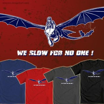 We Slow For No On by Strecno