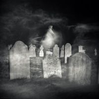 Grave Ghost by lostknightkg