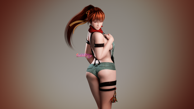 Dead Or Alive 5 Last Round - Phase 4 Sexy Overall by SabishikuKage