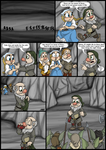 The Dwarfs, the Spirit and the Sorceress - Page 26 by SnowStoat
