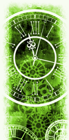 Only Time Will Tell [Custom Box BG] (Invert Green) by darkdissolution