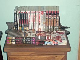 My Little Manga Collection by Ale-L