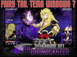 Zancrow Theme Windows 7 by Danrockster