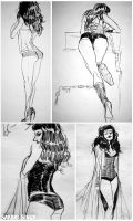 The Drawing Club Vampira theme by SakariSingh
