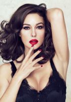 Monica Bellucci Dolce Gabbana HD by ockre