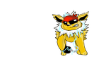 Dare to Mess With Me Matey?! (Jolteon) by LionKingWarriors561