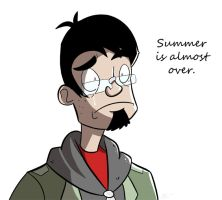 Summer is almost over by TemplarOfBacon