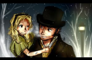 Les Miserables by Smudgeandfrank