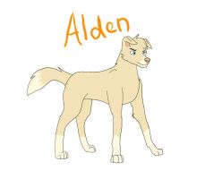 Alden-contest entry by Trabbii