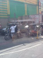 Jeepney and Tricycles by WarriorNun
