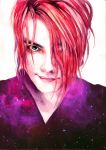 Gerard - you are just a cosmic sky by dragon-flies