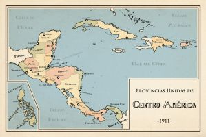 United Provinces of Central America by DaFreak47