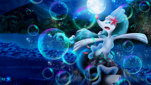 Primarina - The Soloist Pokemon by saintnaruto