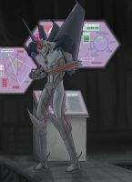 Starscream by EricMHE