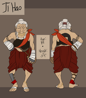 Ji Hao - Lv 1 by hyperionwitch