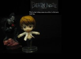 Death Note by NearRyuzaki90
