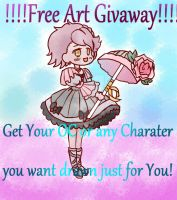 Free Art Give Away by shatishamararie