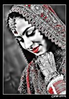 the indian bride by mrbajwa