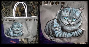 Cheshire Bag by Katarina-Mor