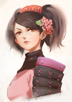 Momohime by 3four