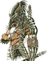 PREDATOR 4 COLOR by yacobucci