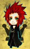 KH : Axel by RoyalJunkie