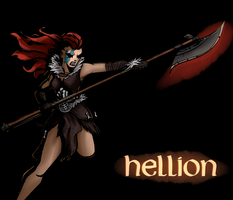 Hellion by Cheshiresdesires