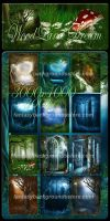 Woodland Dream by moonchild-lj-stock
