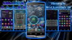 Next Launcher 3d Theme Colored Glass by ArtsCreativeGroup