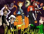 Halloween by Blumestien