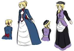 Victorian by LittleLundy