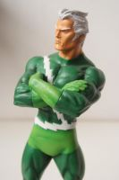 Green Quicksilver by JokerZombie