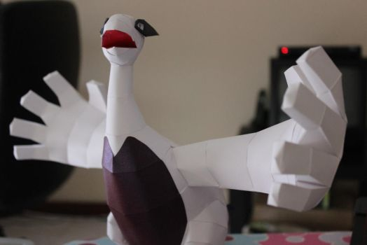 Lugia by KokoroPapercraft
