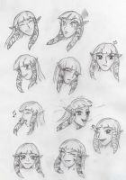 Zelda-Skyward Sword-emotions by zelda-Freak91