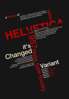 history of helvetica by SAMPLE2