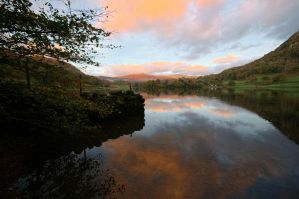 Rydal Water by StephenJohnSmith