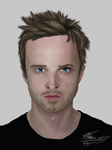 Breaking Bad - Jesse Pinkman by Yveo