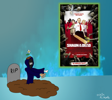 Cloaked Critic Reviews Shaun of the Dead by TheUnisonReturns