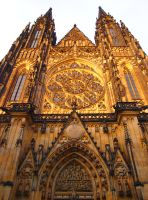 St. Vitus Cathedral, Praha by Nonemie
