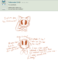 Ask the 'Devivs: Crushes? by SmilehKitteh