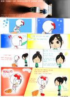 HOW TURBO GET VANELLOPE'S HEART PART 3 by summilly