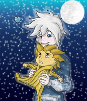Jack and Sandy~ Contest Entry by OneAngryGinger