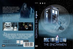 Dr Who DVD Cover by REC-THE-DAY