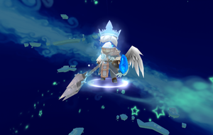 Blizzaro the Icy King by SSilverTheHedgehog