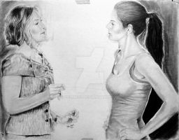 Rizzoli and Isles by celine52
