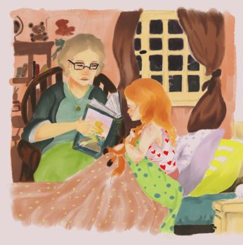Bed time stories by martaibba